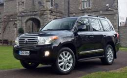 Toyota Land Cruiser limited edition